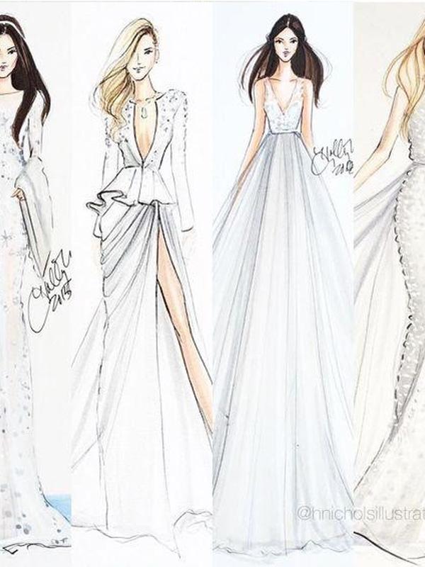 Как выбрать цвет для свадьбы